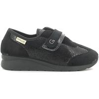Sko Dame Lave sneakers Grunland SC2920 Sort