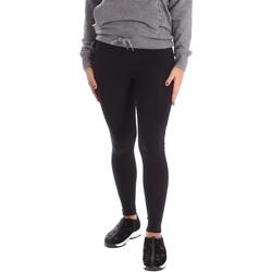 textil Dame Leggings Key Up 5LI22 0001 Sort