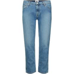 textil Dame Smalle jeans Calvin Klein Jeans J20J212767 Blå