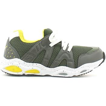 Sko Børn Lave sneakers Lumberjack SB29105 001 P22 Grøn