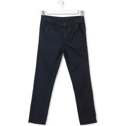 textil Børn Lærredsbukser Losan 713 9654AA Blå