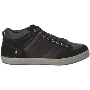 Sko Herre Høje sneakers Wrangler WM172121 Sort