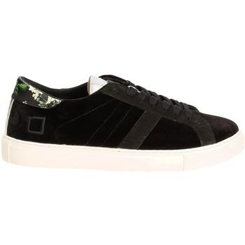 Sko Dame Høje sneakers Date W271-NW-VV-BK Sort