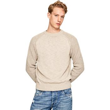 textil Herre Pullovere Pepe jeans PM701989 Beige