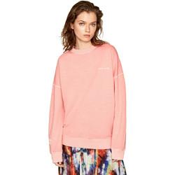 textil Dame Sweatshirts Pepe jeans PL580951 Lyserød