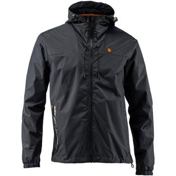 textil Herre Sportsjakker Lumberjack CM79723 001 407 Sort