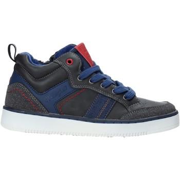Sko Børn Høje sneakers Wrangler WJ17227 Grå
