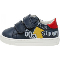 Sko Børn Lave sneakers Falcotto 2014629 01 Blå