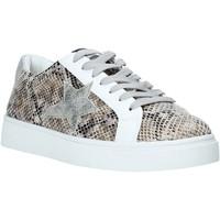 Sko Dame Lave sneakers Gold&gold A20 GA722 Sølv