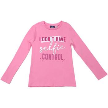 textil Børn Langærmede T-shirts Chicco 09006871000000 Lyserød