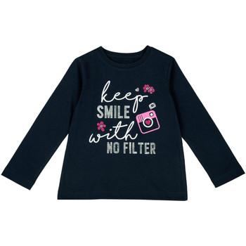 textil Børn Langærmede T-shirts Chicco 09006871000000 Blå