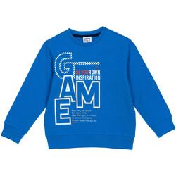 textil Børn Sweatshirts Chicco 09069404000000 Blå