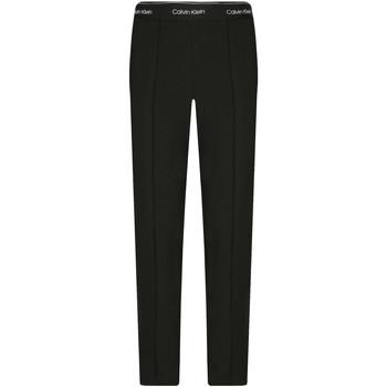textil Dame Chinos / Gulerodsbukser Calvin Klein Jeans K20K201765 Sort