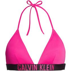 textil Dame Todelt badedragt Calvin Klein Jeans KW0KW00883 Lyserød