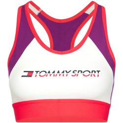 textil Dame Sports-BH Tommy Hilfiger S10S100348 Violet