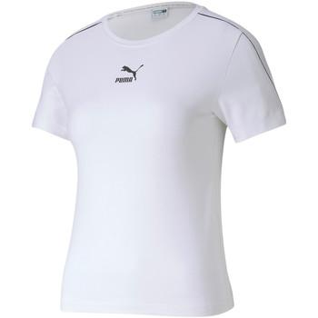 T-shirts m. korte ærmer Puma  595375