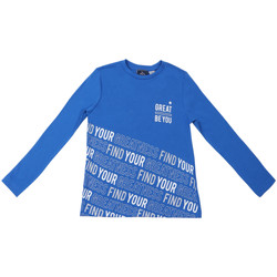 textil Børn Langærmede T-shirts Chicco 09006867000000 Blå