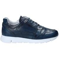 Sko Herre Lave sneakers Exton 332 Blå