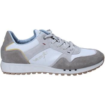 Sko Herre Lave sneakers Wrangler WM181090 Grå