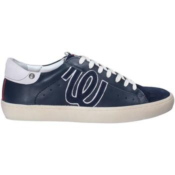 Sko Herre Sneakers Wrangler WM181135 Blå