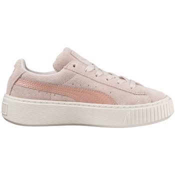 Sko Børn Lave sneakers Puma 364701 Lyserød