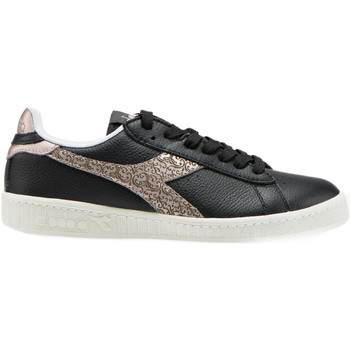 Sko Dame Lave sneakers Diadora 501.173.994 Sort