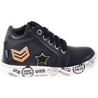 Sko Børn Høje sneakers Melania ME1033B8I.C Blå