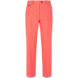 textil Dame Chinos / Gulerodsbukser Calvin Klein Jeans K20K201629 Lyserød