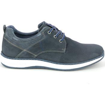 Sko Herre Lave sneakers Grunland SC3806 Blå