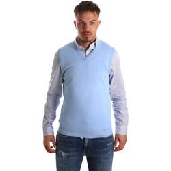 textil Herre Veste / Cardigans Navigare NV00165 21 Blå