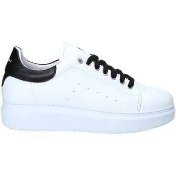 Sko Herre Lave sneakers Exton 955 Sort
