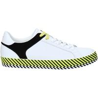 Sko Herre Lave sneakers Byblos Blu 2MA0004 LE9999 hvid