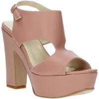 Sko Dame Sandaler Grace Shoes TQ 102 Lyserød