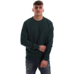 textil Herre Sweatshirts Navigare NV21009 Grøn