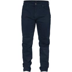 textil Herre Chinos / Gulerodsbukser Navigare NV53074 Blå