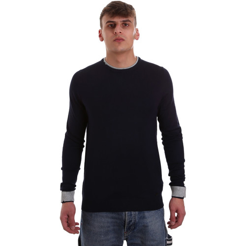 textil Herre Pullovere Gaudi 921BU53012 Blå