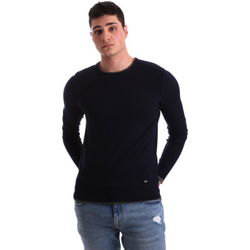 textil Herre Pullovere Gaudi 921BU53036 Blå