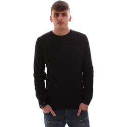 textil Herre Pullovere Antony Morato MMSW00996 YA400006 Blå
