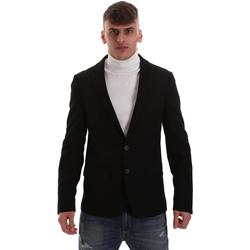 textil Herre Jakker / Blazere Antony Morato MMJA00407 FA100130 Sort