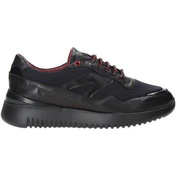 Sko Herre Lave sneakers Exton 335 Sort