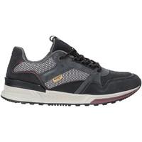 Sko Herre Sneakers Wrangler WM92200A Grå