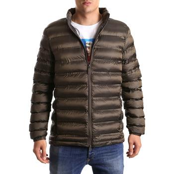 textil Herre Dynejakker Invicta 4431583/U Grøn
