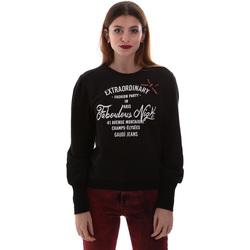 textil Dame Sweatshirts Gaudi 921BD64029 Sort