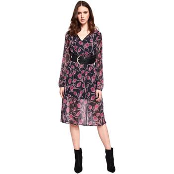 textil Dame Lange kjoler Gaudi 921BD15014 Blå