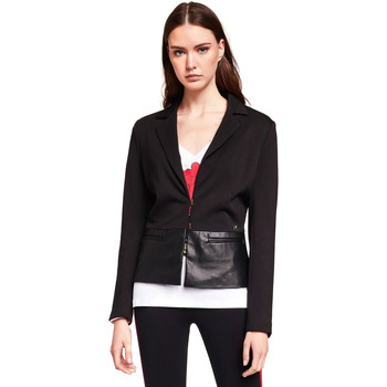 textil Dame Jakker / Blazere Gaudi 921BD34001 Sort