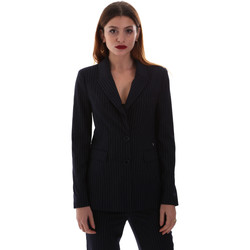 textil Dame Jakker / Blazere Gaudi 921BD35027 Blå