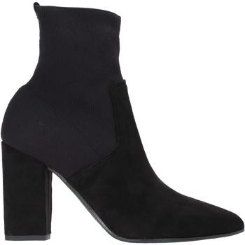 Sko Dame Høje støvletter Grace Shoes 140M007 Sort