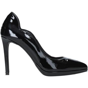 Sko Dame Højhælede sko Grace Shoes 038P115 Sort