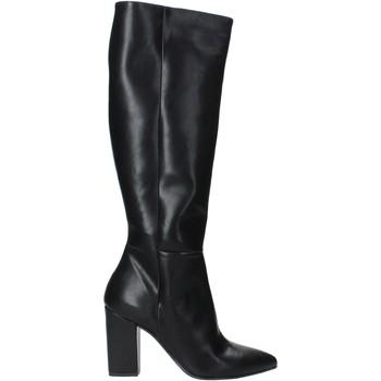 Sko Dame Høje støvletter Grace Shoes 140M011 Sort