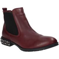Sko Dame Høje støvletter Bueno Shoes 9M3402 Rød
